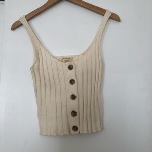 Urban Outfitters sweater tank top